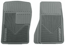 Husky Liners Heavy Duty Gray Front Floor Mats for 93-09 Ford Ranger & More