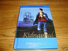 Illustrated classics Kidnapped robert Louis Stevenson book