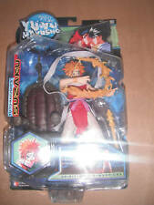 Yu Yu Hakusho Figure Deluxe Figure Suzaku with Playset