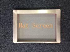"8.5"" x 12""Aluminum Screen Printing Hat Screens With 110 mesh count"