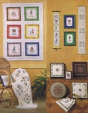 Classic Collection Book 4 Cross Stitch Chart 15 Designs Nursery Rhymes Etc