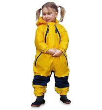 Tuffo Muddy Buddy Waterproof Coveralls Rain Suit Jacket Coat 12 mo to 5T - C150
