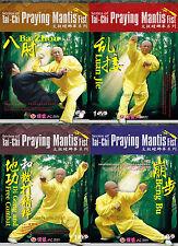 Dvd Xia Shaolong : Tai Chi Tanglang - Tai Chi Praying Mantis Fist Series 5Dvds