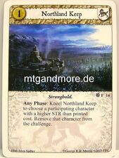 A Game of Thrones LCG - 1x Northland Keep  #014 - The Banners Gather
