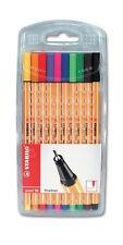 Stabilo Point 88 - 0.4mm - 10 Color Pen Set