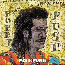 Bobby Rush Folk Funk CD(Alvin Youngblood 2014 Deep Rush)