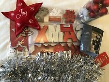 Bumper Christmas Decorations Pack