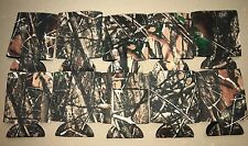 True Life Camo 10 Pk  Huggie Can Cooler Koozie Blank Sublimation