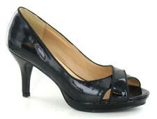 41 Scarpe da donna aperte in punta con tacco alto (8-11 cm)