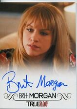 True Blood Premiere Full Bleed Autograph Card Britt Morgan