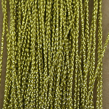 100M x Gold Card Craft Gift Cord - String Approx 1mm Gift Tag Thread Decoration