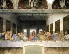 Leonardo da Vinci: Letzte Abendmahl - Mini Poster 50cm X 40cm New And Sealed