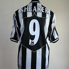 Newcastle United Home Football Shirt Adult Medium SHEARER #9 1997/1999