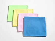 Microfaser Seidenvelour Spezial Tücher -  Metall, Lack, Glas, Fliesen  10 Stück