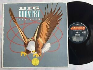 BIG COUNTRY - The Seer - LP