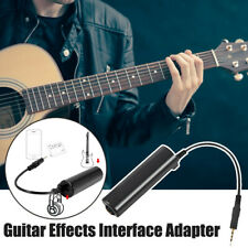 Guitar Effects Interface Adapter Converter Link For iPhone For iPad