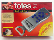 New listing Totes Redneck Remote with Universal Programming Compatible with most devices