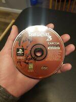 Darkstalkers 3 (PlayStation 1, PS1 1998)