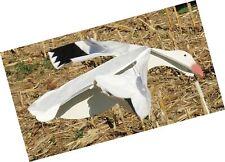 Sillosocks Flapping Snow Goose Decoy, White