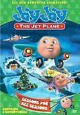 Jay Jay The Jet Plane: Lessons For All Seasons Dvd Video Movie science nature