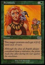 4x Symbiosis Urza's Saga MtG Magic Green Common 4 x4 Card Cards