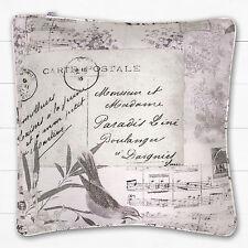 Cotton Blend Pictorial Square Decorative Cushions