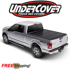 Undercover UltraFlex Hard Folding Bed Cover For 06-08 Lincoln Mark LT 5.6' Bed