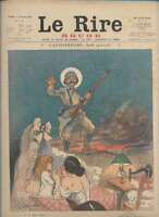 Journal Le RIRE Rouge, édition de guerre N° 91 du 12 Aout 1916