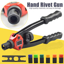 Nutsert M3 to M10 Nut Riveter Hand Tool Mandrels Blind Rivet Rivnut Gun Pro Kit