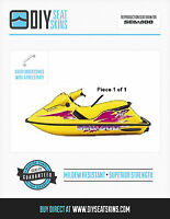 RX DI GSX GSI HX SP XP SPX SEA DOO YELLOW Seat Cover 92 93 94 95 96 97+ USA MADE