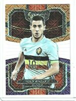 2017 Panini Select Soccer Eden Hazard (Belgium) Terrace Multi-Color PRIZM