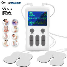OSITO New Rechargeble Tens Machine Massager Pulse Muscle Stimulator Therapy