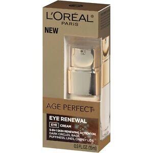 L'Oréal Paris Age Perfect Eye Renewal Cream 0.5 oz.