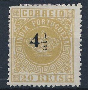 [6483] Portuguese India good stamp very fine no gum