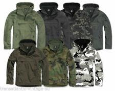 Manteaux et vestes coupe vent noirs pour homme