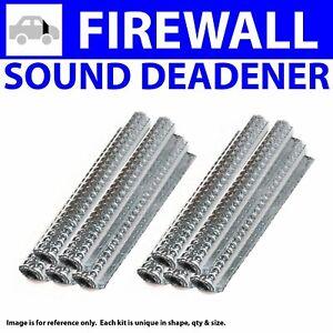 Heat & Sound Deadener for Early Cars 1935-1940Type II Stg1 Firewall Kit