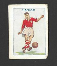 SMALL TITLE -#30- TOTTENHAM SPURS EVANS CARRERAS-FOOTBALL
