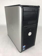 Dell OptiPlex 780 Intel Core 2 Quad Q9400 2.66GHz 2GB RAM NO HDD NO OS