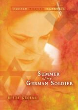 Summer of My German Soldier Softcover Book Scholastic Bette Greene