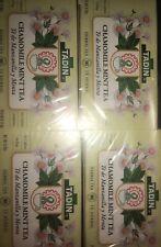 Tadin Chamomile Mint Tea 4 Pack