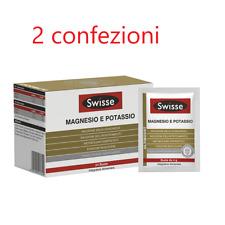 Swisse Magnesio e Potassio 24+24 buste - Stanchezza e Affaticamento