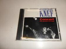 CD  Hildegard Knef - Concert - Ihre größten Erfolge