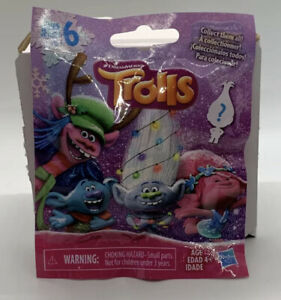Trolls Series 6 Mystery Pack Action Figure