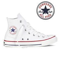 Mens Converse Chuck Taylor All Star High Top Canvas Fashion Sneaker Optic White