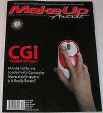 Make-Up Artist Magazine #59 March/April 2006 CGI Friend or Foe? Lee Pycroft