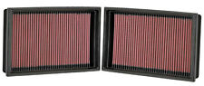 K&N  PANEL FILTER-BMW 750I & 760LI 2007-ON 4.8L V8 & 6.0L V12 - KN 33-2410