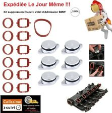 KIT SUPPRESSION CLAPET/VOLET D'ADMISSION 33MM BMW E39 530D BOITE AUTOMATIQUE