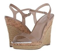 CHARLES BY CHARLES DAVID Womens 'Arizona' Nude Leather Sandals Sz 11 M - 230826