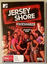 Jersey Shore Uncensored - Season One (3 Disc Set) DVD (Region 4)