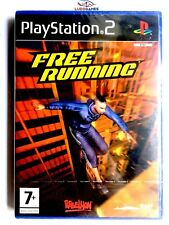 Free Running PS2 Playstation Videojuego Nuevo Precintado Retro Sealed New SPA